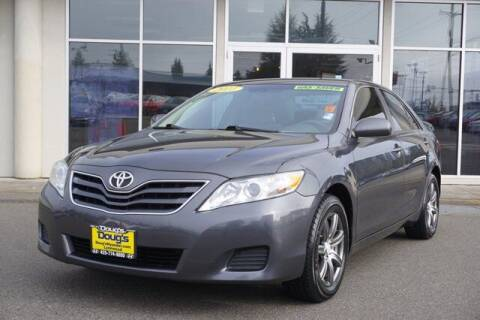 2011 Toyota Camry for sale at Jeremy Sells Hyundai in Edmunds WA