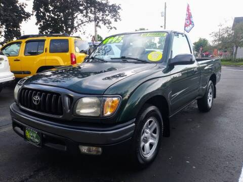 2002 Toyota Tacoma for sale at Oak Hill Auto Sales of Wooster, LLC in Wooster OH