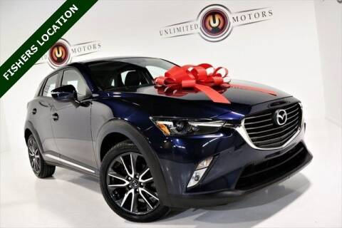 2017 Mazda CX-3 for sale at Unlimited Motors in Fishers IN