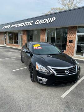 2013 Nissan Altima for sale at Jones Automotive Group in Jacksonville NC