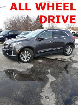 2017 Cadillac XT5 for sale at Bachrodt on State in Rockford IL