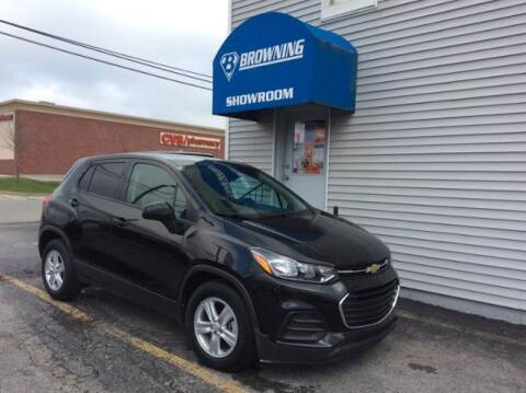 2019 Chevrolet Trax for sale at Browning Chevrolet in Eminence KY