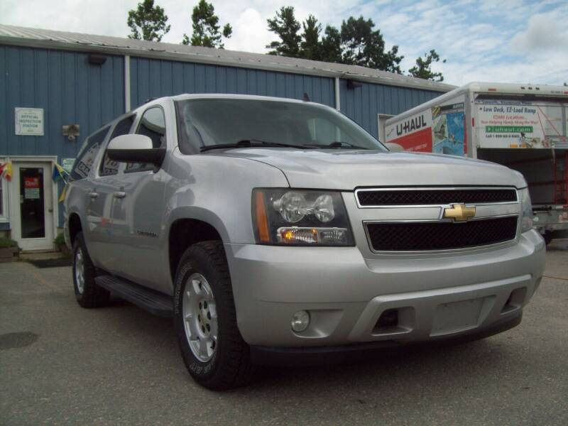 2010 Chevrolet Suburban for sale at Frank Coffey in Milford NH