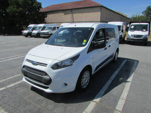 2015 Ford Transit Connect Cargo for sale at Work-Van.com in Union City GA