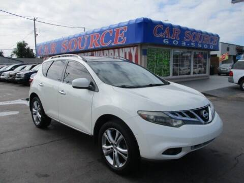 2011 Nissan Murano for sale at CAR SOURCE OKC - CAR ONE in Oklahoma City OK