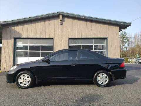 2005 Honda Civic for sale at Westside Motors in Mount Vernon WA