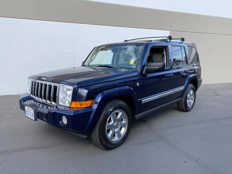 2006 Jeep Commander for sale at 3D Auto Sales in Rocklin CA