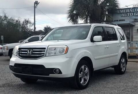 2014 Honda Pilot for sale at Emerald Coast Auto Group LLC in Pensacola FL