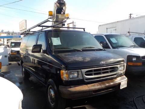 2001 Ford E-Series Cargo for sale at Royal Motor in San Leandro CA