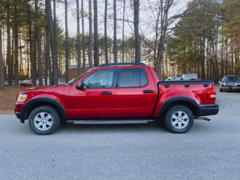 2008 Ford Explorer Sport Trac for sale at H&C Auto in Oilville VA