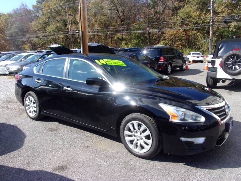 2014 Nissan Altima 2.5 4dr Sedan - Lanham MD