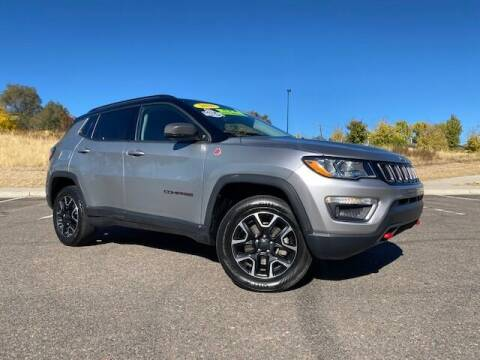 2020 Jeep Compass for sale at UNITED Automotive in Denver CO