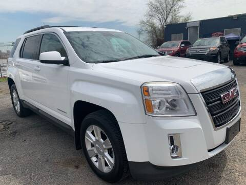 2012 GMC Terrain for sale at TD MOTOR LEASING LLC in Staten Island NY