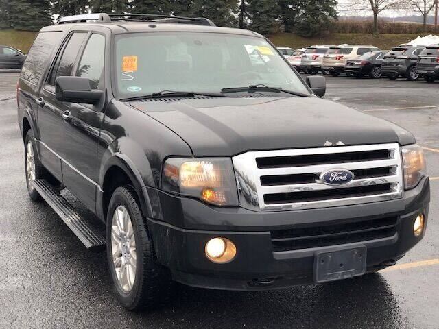 2012 Ford Expedition EL for sale at MOUNT EDEN MOTORS INC in Bronx NY