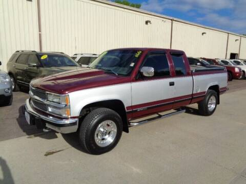 1994 Chevrolet C/K 1500 Series for sale at De Anda Auto Sales in Storm Lake IA