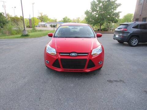 2012 Ford Focus for sale at Heritage Truck and Auto Inc. in Londonderry NH
