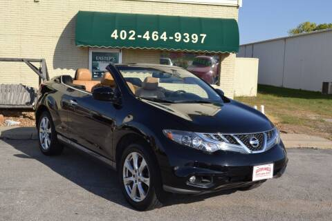 2014 Nissan Murano CrossCabriolet for sale at Eastep's Wheels in Lincoln NE
