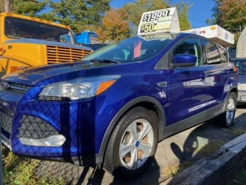 2014 Ford Escape for sale at Deleon Mich Auto Sales in Yonkers NY