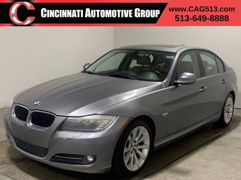 2011 BMW 3 Series for sale at Cincinnati Automotive Group in Lebanon OH