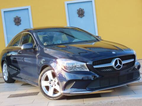 2017 Mercedes-Benz CLA for sale at Paradise Motor Sports LLC in Lexington KY