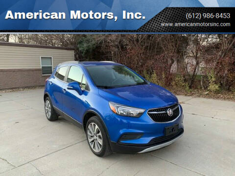 2017 Buick Encore for sale at American Motors, Inc. in Farmington MN
