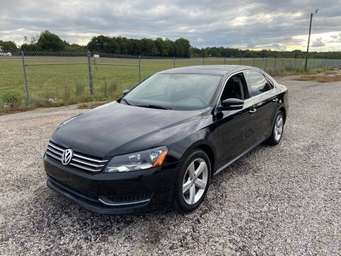 2013 Volkswagen Passat for sale at Import Auto Mall in Greenville SC