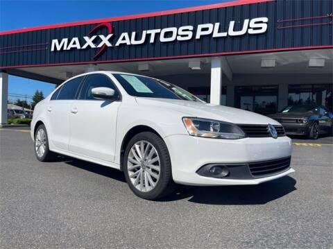 2014 Volkswagen Jetta for sale at Maxx Autos Plus in Puyallup WA