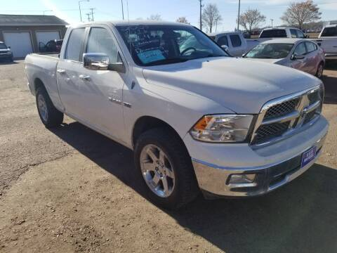 2009 Dodge Ram Pickup 1500 for sale at G & H Motors LLC in Sioux Falls SD