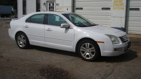 2007 Ford Fusion for sale at Southeast Motors INC in Middleboro MA