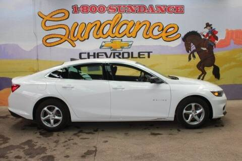 2017 Chevrolet Malibu for sale at Sundance Chevrolet in Grand Ledge MI