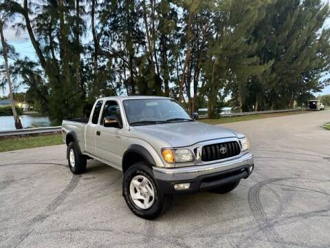 2004 Toyota Tacoma for sale at Exclusive Impex Inc in Davie FL