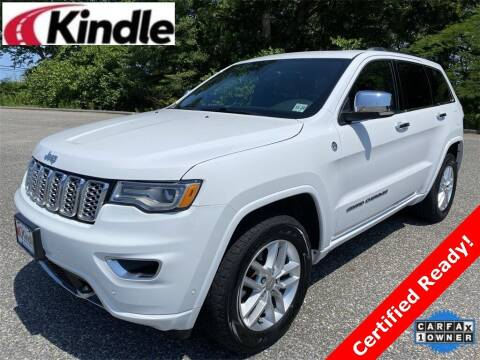 2018 Jeep Grand Cherokee for sale at Kindle Auto Plaza in Cape May Court House NJ