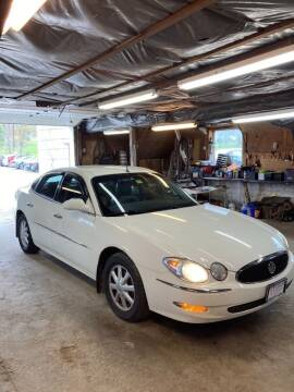 2005 Buick LaCrosse for sale at Lavictoire Auto Sales in West Rutland VT