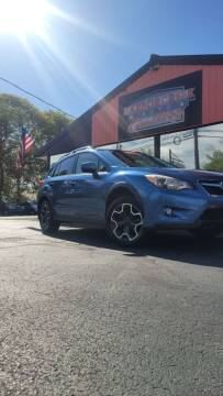 2014 Subaru XV Crosstrek for sale at Harborcreek Auto Gallery in Harborcreek PA