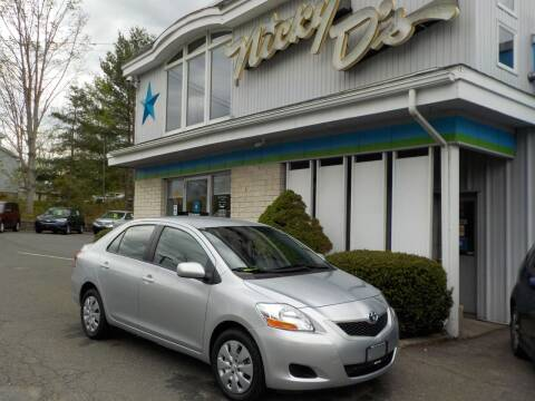 2010 Toyota Yaris for sale at Nicky D's in Easthampton MA