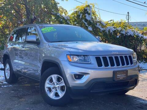 2016 Jeep Grand Cherokee for sale at Best Cars Auto Sales in Everett MA