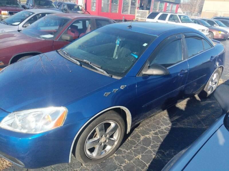 2005 Pontiac G6 for sale at Kash Kars in Fort Wayne IN