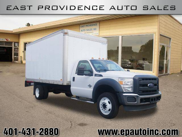 2012 Ford F-550 Super Duty 4X2 2dr Regular Cab 140.8-200.8 in. WB - East Providence RI