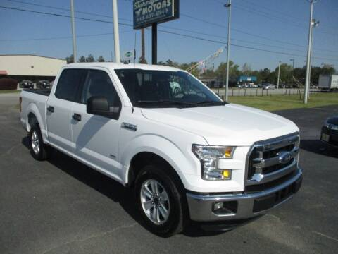 2016 Ford F-150 for sale at Thoroughbred Motors LLC in Florence SC