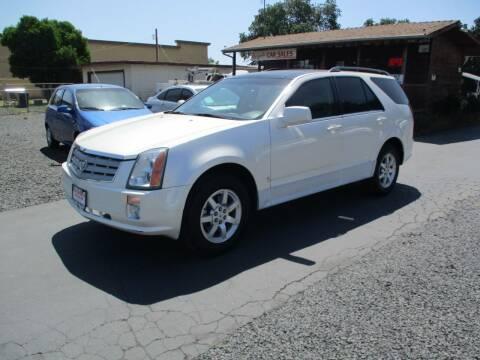 2007 Cadillac SRX for sale at Manzanita Car Sales in Gridley CA