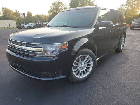 2014 Ford Flex for sale at Cruisin' Auto Sales in Madison IN