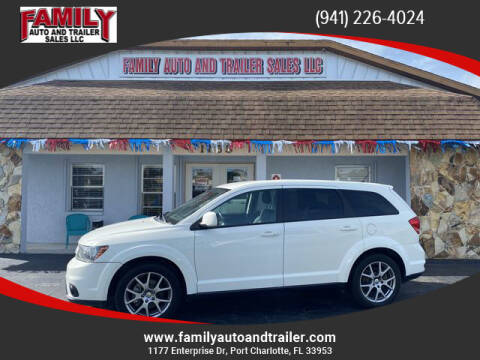 2015 Dodge Journey for sale at Family Auto and Trailer Sales LLC in Port Charlotte FL