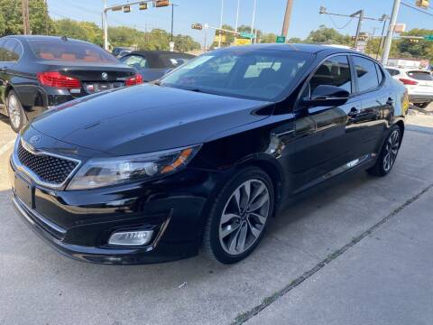 2015 Kia Optima for sale at Pary's Auto Sales in Garland TX