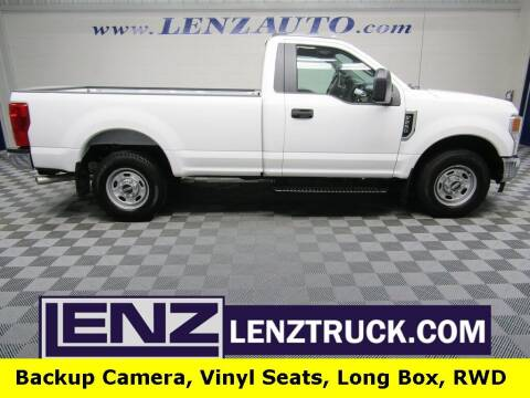 2020 Ford F-250 Super Duty for sale at LENZ TRUCK CENTER in Fond Du Lac WI