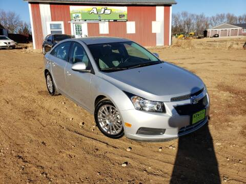 2014 Chevrolet Cruze for sale at AJ's Autos in Parker SD