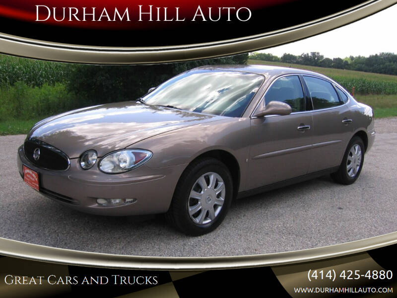 2007 Buick LaCrosse for sale at Durham Hill Auto in Muskego WI
