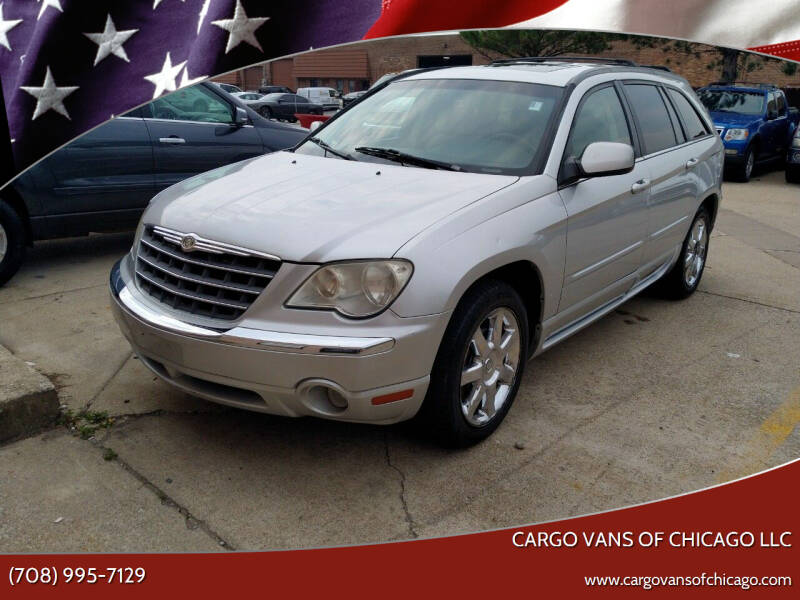 2007 Chrysler Pacifica for sale at Cargo Vans of Chicago LLC in Mokena IL