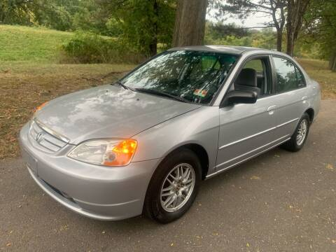2002 Honda Civic for sale at Morris Ave Auto Sale in Elizabeth NJ