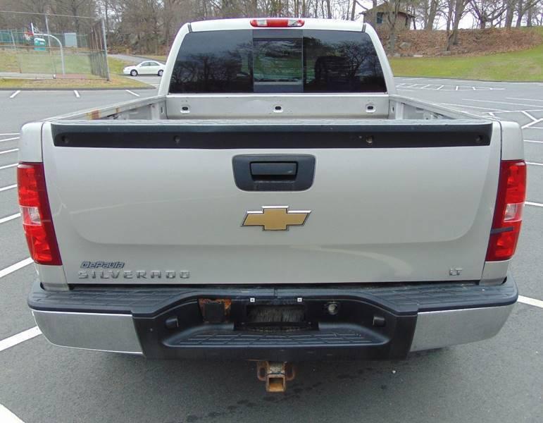 2008 Chevrolet Silverado 1500 4WD LT1 4dr Extended Cab 5.8 ft. SB - Waterbury CT
