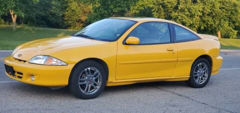 2002 Chevrolet Cavalier for sale at Superior Auto Sales in Miamisburg OH